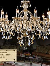 Vidrio - Lámparas Araña - Cristal/Bombilla incluida - Moderno / Contemporáneo