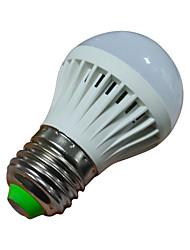 5W E26/E27 Ampoules Globe LED 10 SMD 2835 450 lm Blanc Chaud / Blanc Froid AC 100-240 V 1 pièce