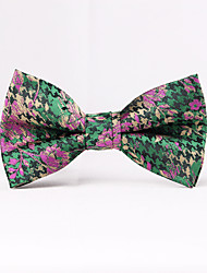 The Man's Green Rural Bow Ties