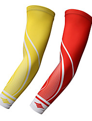 Arm Warmers Bike Breathable / Ultraviolet Resistant / Lightweight Materials / Stretch Unisex Spandex