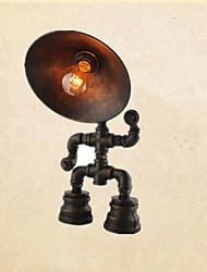 Mini pipe machine lamp
