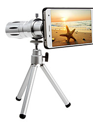 Metal Smartphone 12 x zoom Telephoto Lens Set with Tripod for Xiaomi Mi4