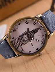 Unisex Circular Quartz Fashion Wrist Watch Women's Watch Student Watch Men Watch(Assorted Colors) Cool Watches Unique Watches