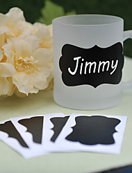 PVC Blackboard Stickers ---- Spring (set of 6)