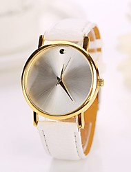 2015 New Electronic Style Women Dress Watches Leather Fashion Classics Girls Gift For 3 colors