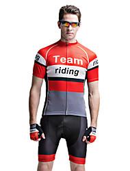 forider® manga curta terno edição equipe de ciclismo da bicicleta jersey roupas mens terno masculino