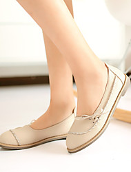 Women's Shoes Flat Heel circle Toe Flats Shoes More Colors Available