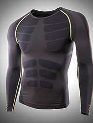 Men's Breathable Tight Outdoor Sports Jersey