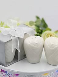 Girl's Love Salt and Pepper Shakers Wedding Favor