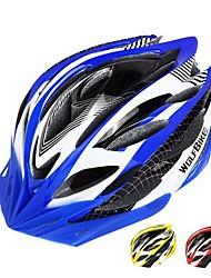 Casque Vélo (Jaune / Rouge / Bleu , PC / EPS)-de Femme / Homme / Unisexe - Cyclisme / Cyclisme en Montagne Montagne / Sports Aération