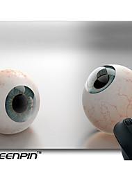 SEENPIN Personalized Mouse Pads 3D Art Eye Design