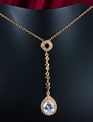 Hot Selling Products Party/Casual Gold Plated Pendant Necklace Fashion Fine Accessories