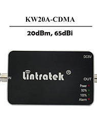 CDMA 850MHz Cell Phone Booster UMTS Cellular Signal Amplifier 20dbm GSM 850 Repeater Mini Size