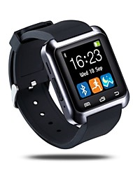 Wearables Smart Watch , Bluetooth3.0 / Hands-Free Calls/Message Control/Camera Control /Activity Tracker