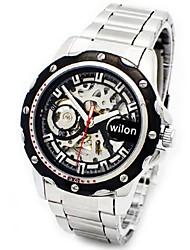 Watch Men's Steel Automatic Wrist Watch