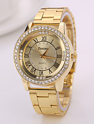 Geneva Women Watches  2015 New Alloy Steel Quartz Watches WomanWatch Brand Analog Watches Top Quality