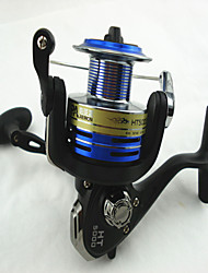 Carretes para pesca spinning 4.9:1 5 Rodamientos de bolas Intercambiable Pesca en General - 3000/5000 TOPLY
