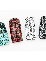 Paris Louis Nail Art Stickers