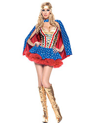 Role-playing Superwomen Halloween Female Movie & TV Theme Costumes