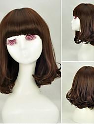 популярный волосы короткие волосы парики Боб волн синтетические волосы парики