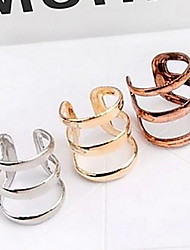 Restoring Ancient Ways is Hollow Out U Ear Bones Without Ear Pierced Earrings