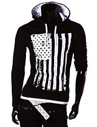 Beyond Men's Casual Hoodie Long Sleeve T-Shirts