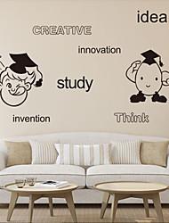 wall stickers da parete in stile decalcomanie idea creativa adesivi murali in pvc