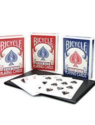 Appearing Decks From Wallet Close up Magic Tricks Toys