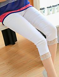 Pantaloni Da donna Skinny Attillato Misto cotone Elasticizzato