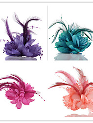 Nice Lace Fabric Free-form  Wrist Corsage (Assorted Color)