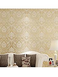 wallpaper arte deco 0.53m * 10m parede 3d contemporânea cobrindo arte não-tecido papel de parede