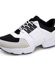 Basketball Men's Shoes Leatherette Black/White