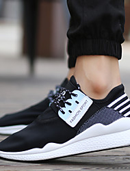 Walking Men's Shoes Black/Blue