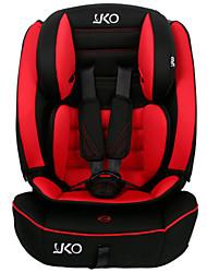 YKO ™ assento crianças de segurança do carro 3 em 1 de cinco pontos corpo maneira fixa ece europeu R44 / 04 certificação 9m-12 anos