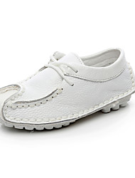 Boys' Shoes Wedding/Outdoor/Party & Evening/Dress/Casual Leather Loafers Blue/Brown/Yellow/White
