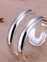 Zilver/Messing Dames Ringen Zilver/Messing