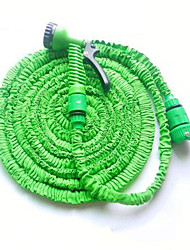 118 Inch Magic Hose Water Garden Pipe Expandable & Flexible  With Spray Nozzle Green Colors