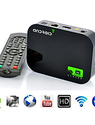 RSH Hotsell Allwinner A20 Dual Core Android Tv Box 1GB/4GB Free Porn Video Streaming Tv Box Set Top Box