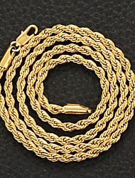 Moni Women's 18K Gold Plated Fashion Good Quality Gold Necklace