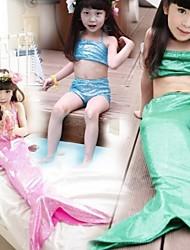 Kid's Sexy/Beach/Casual/Lace/Cute Swimwear Suits (Nylon)