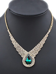 Colorful day  Women's European and American fashion necklace-0526158