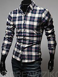 Hot Sell Summer Style 2015 Brand Long-Sleeve Shirt Men Clothes Vineyard Vines