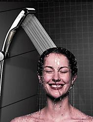 ABS Chrome Bathroom Shower Hand Shower Shower Head Filter Pressurize Saving Water