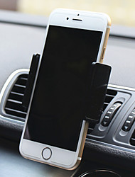 Car Air Vent Mount Adjustable Cradle Mount Holder Phone Holder Mount Universal for iPhone 7 / Samsung / Huawei ang Other Cellphone