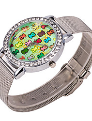 SINOBI Fahion Metal Bracelet Watch