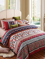100% Cotton Love in Seattle 4 Pieces Bedding Set