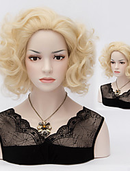 Short Synthetic Wig Womens' Hair High Quality Synthetic Wigs