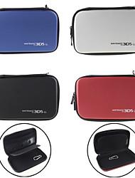Pack Voyage carring sac rigide en EVA pour la console Nintendo 3DS de nouveaux xl pour Nintendo 3DS XL / LL