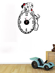 DIY Cute Animal Wall Clock