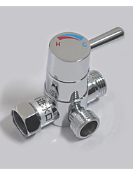 Hot & Cold Water Thermostatic Mixing Valve Temperature Control Valve for Automatic Sensor Faucet